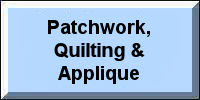 Patchwork, Quilting & Applique Books