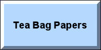 Tea Bag Papers