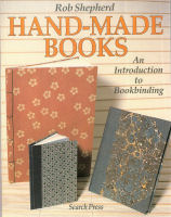 Handmade Books - An Introduction to Bookbinding