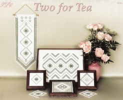 Two for Tea Hardanger Pattern