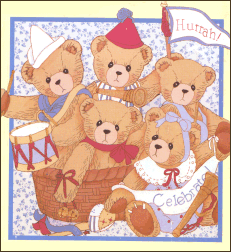 Cherished Teddies I.O.T.'s