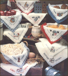Kathie's Bread Cloths