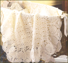 Crochet Patterns - Baby Blankets & Afghans