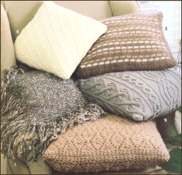 Classic Knit Pillows