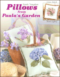 Pillow's from Paula's Garden
