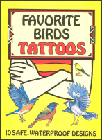 Favorite Birds Tattoos