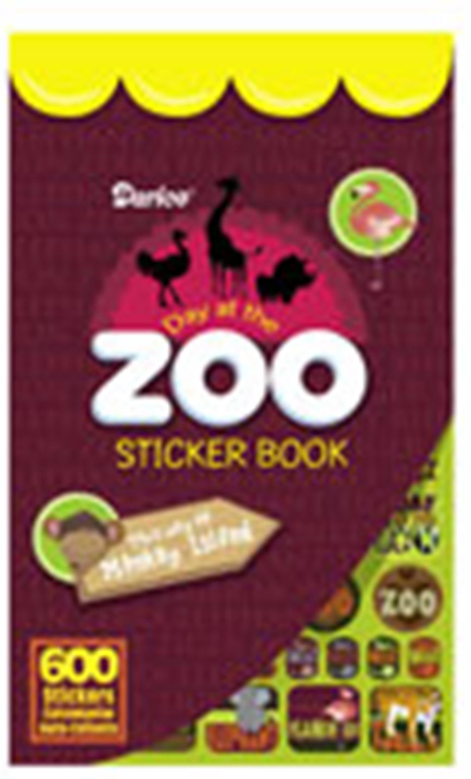 Zoo Stickers