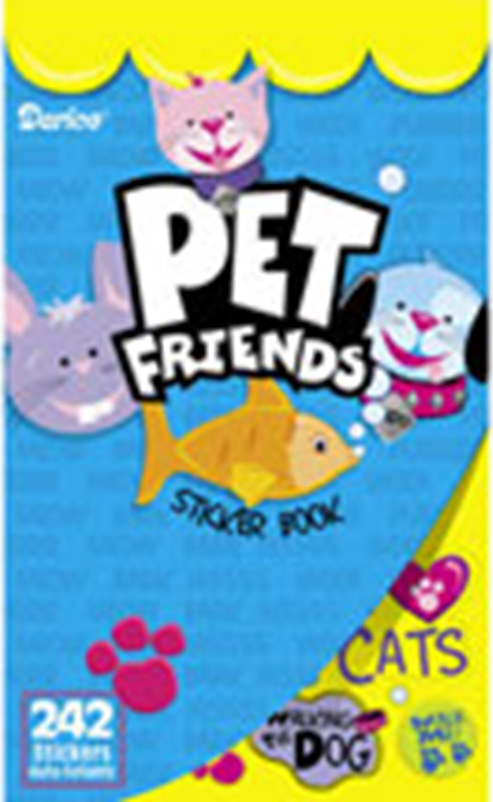 Pet Friends Stickers