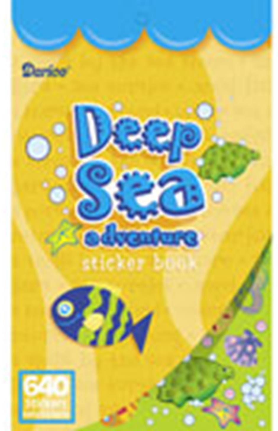Deep Sea Stickers