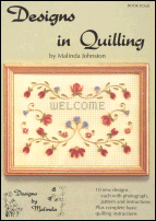 Designs in Quilling Book 4