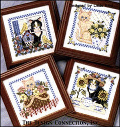 Home Design on Design Connection   Cross Stitch Books
