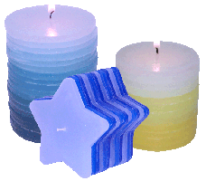 Stacking Candles
