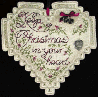 Christmas Heart by Linda Connors