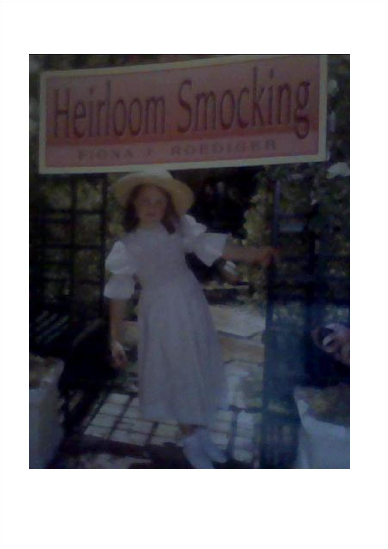 Heirloom Smocking