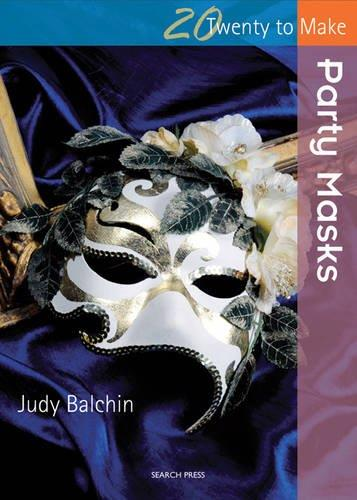 Party Masks by Judy Balchin
