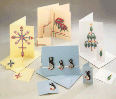 Winter Designs Card Kit
