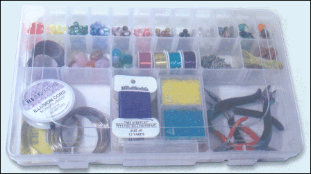 Adjustable Organizer Box