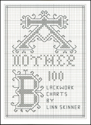 Another 100 Blackwork Charts