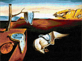 Krif # 605 - Persistence of the Memory (Dali)