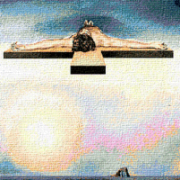 Krif # 609 - Christ of Galei (Dali)