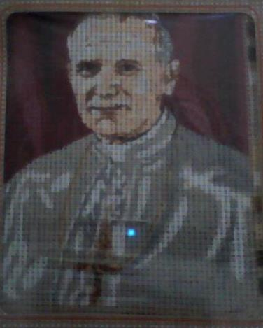 Pope John Paul Tapestry Kit
