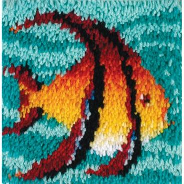 Angel Fish Rug