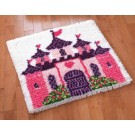 Fairy Tale Castle Rug kit