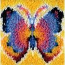 Butterfly Rug Kit