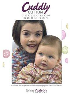 Cuddly Cotton Knitting Patterns